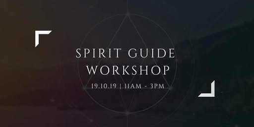 Spirit Guide Workshop