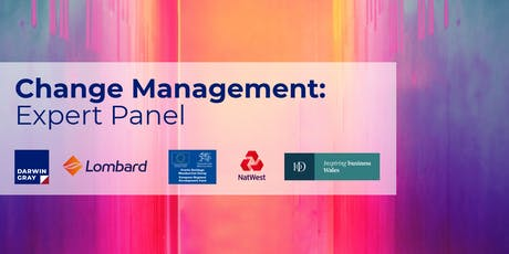 Change Management: Expert Panel tickets