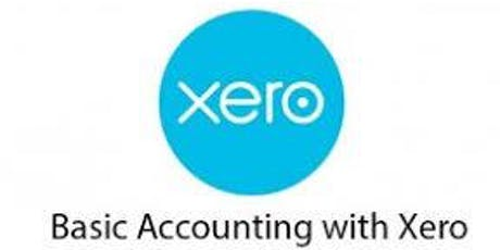 Xero Accountancy software training tickets