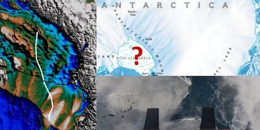 Secrets revealed from beneath the Ross Ice Shelf