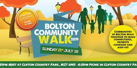 Community Unity Walk 2019 tickets