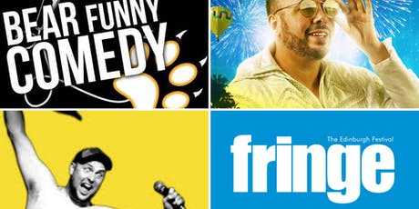 Edinburgh Preview: Bear Funny Comedy with ABANDOMAN & Tom Parry tickets