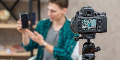 """Curso \""""Produção de conteúdo em vídeo\"""" - Turma 2"""