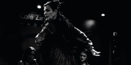 Flamenco en Café Ziryab entradas