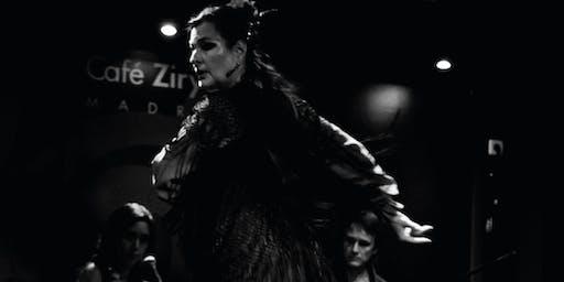 Flamenco en Café Ziryab