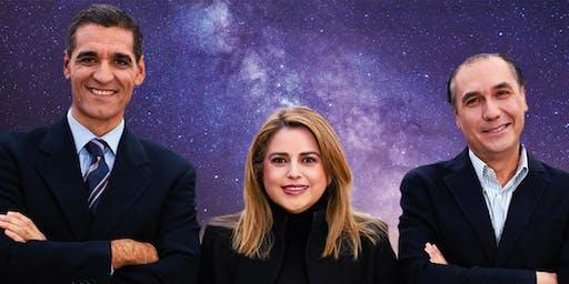 Presentación de 'Viaje a la luna' en Madrid