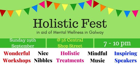 HOLISTIC FEST 19 tickets