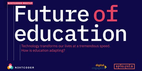 N3XTCODER Meetup - Future of Education Tickets