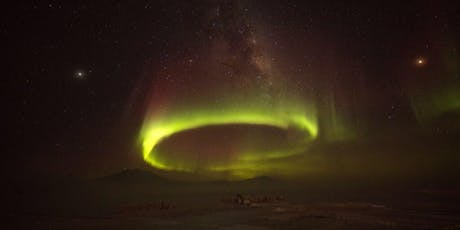 Aurora australis - the science of the southern lights tickets