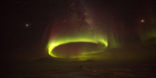 Aurora australis - the science of the southern lights