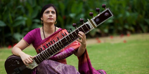 Soulful Sitar concert with India's Anupama Bhagwat