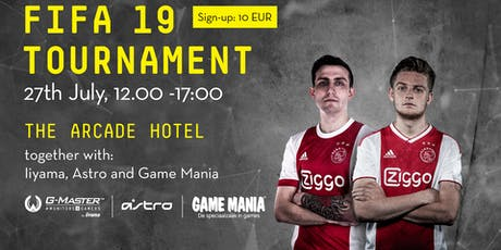 The Arcade Hotel, FIFA Championships July tickets
