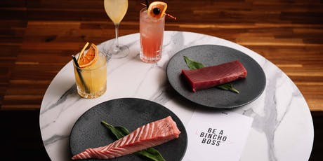 Bincho Boss: Blue Fin Tuna x Bottomless Yuzu tickets