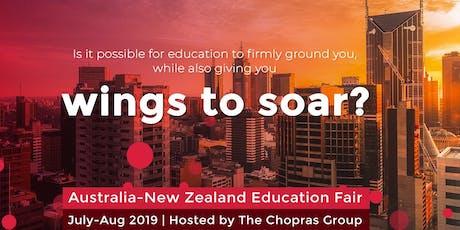 Australia & New Zealand Global Ed Fair 2019 in Mumbai tickets