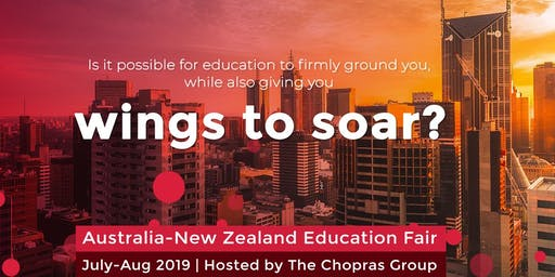 Australia & New Zealand Global Ed Fair 2019 in Mumbai