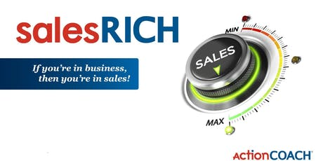 SalesRICH seminar tickets