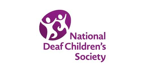 Deaf-Friendly Swimming Workshop, Fife.