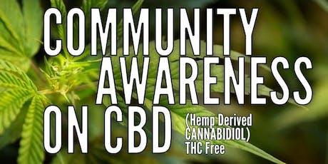 CBD Community Awareness Event tickets