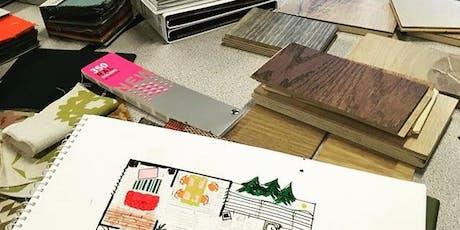 Interior Design Workhop  tickets