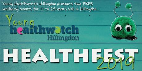 Healthfest 2019 - Uxbridge College (Park Road) tickets
