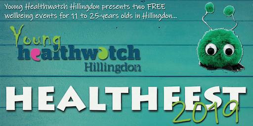 Healthfest 2019 - Uxbridge College (Park Road)