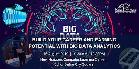 Build Your Career & Earning Potential with Big Data Analytics (Johor Bahru) tickets
