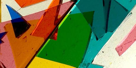 ARThub 02 Stained Glass Copper Foiling masterclass (4 weeks) tickets