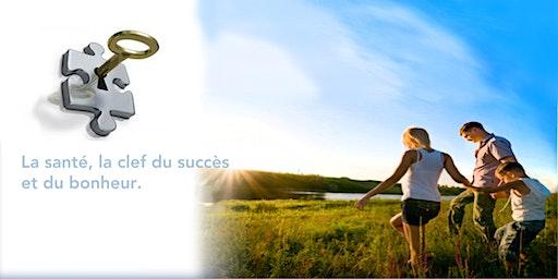 Les Secrets de la Santé, la première clef du succès