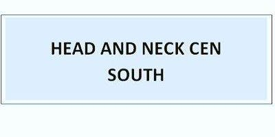 Head and Neck CEN South Study Day