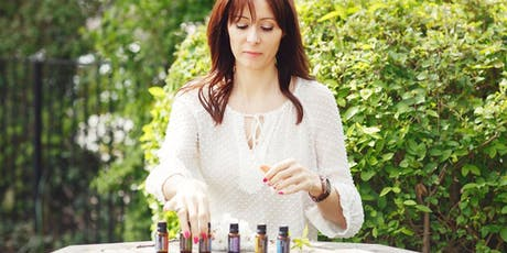 Improve Your Health and Emotions with Essential Oils tickets