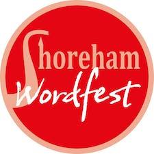 Shoreham Wordfest logo