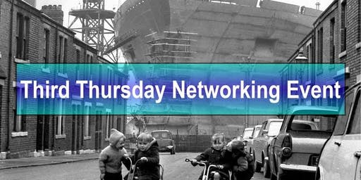 Wallsend Chamber - Third Thursday Networking Event - Connect and Grow