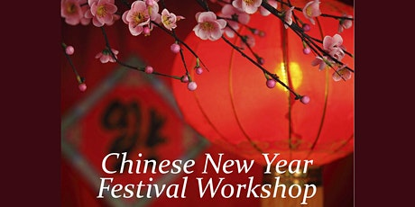 Chinese New Year Festival Workshop tickets