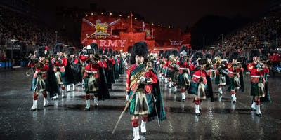 Band of Royal Regiment of Scotland and Friends in Concert