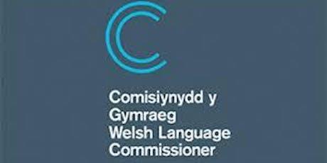 Bilingualism at work - Dwyieithrwydd ar waith tickets