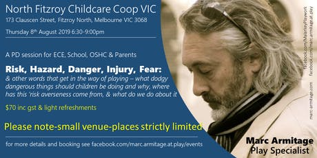 Dodgy Risky Dangerous Play - in North Fitzroy tickets