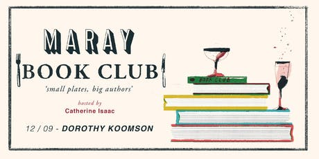 Maray Book Club presents: Dorothy Koomson tickets