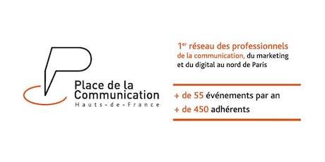 4 octobre 2019 - Déjeuner d'échange entre professionnels de la communication billets