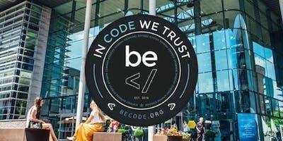 Infosessie BeCode @ Werkstation Genk