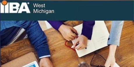 West Michigan IIBA event - August 13 Social @ Perrin Brewery - Sponsored by TEKsystems tickets