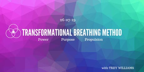 Transformational Breathing Method tickets