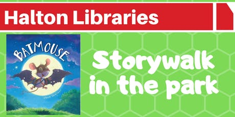 Storywalk in the park - Victoria Park tickets