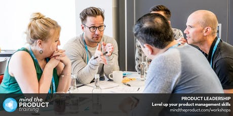 Product Leadership Training Workshop - London tickets