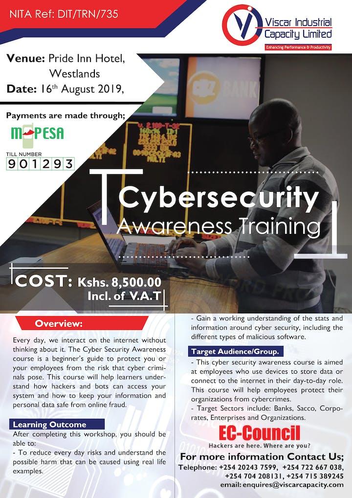 Online Security Awareness Training