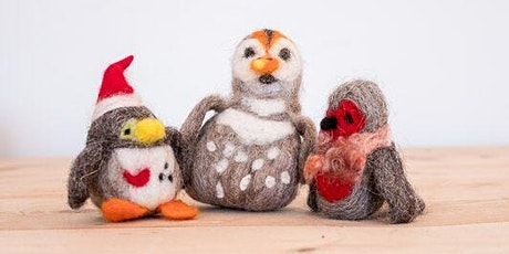 Needle Felted Animal tickets
