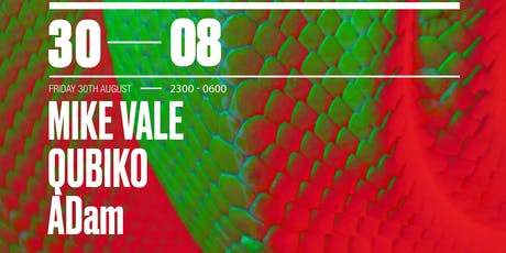 Fridays at EGG: Mike Vale, Qubiko, Adam and More tickets