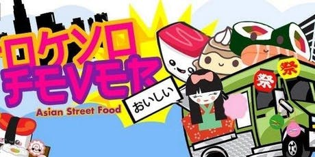 Tokyo Fever – Asian Streetfood. Rooftop & Club tickets