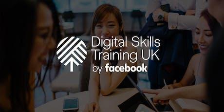 Facebook's Digital Skills Training [Holiday Inn London West, August 1st] tickets