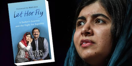 Ziauddin Yousafzai and Louise Carpenter - Let Her Fly tickets