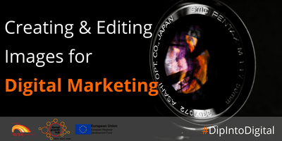 Creating & Editing Images for Digital Marketing - Bournemouth - Dorset Growth Hub